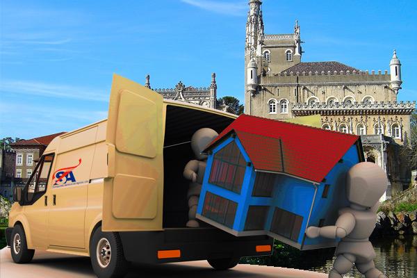 Mudanças Mealhada, Empresas Mudanças Portugal, Transportes de mudanças, Zona centro, Mealhada