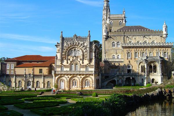 Mudanças Mealhada, Empresas Mudanças Portugal, Transportes de mudanças, Zona centro, Mealhada, Hotel do Buçaco