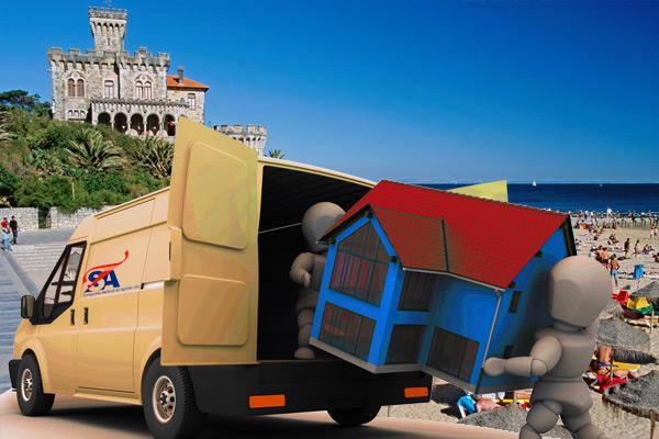 Estoril, Empresas, Mudanças Estoril, Empresas Mudanças Estoril, Mudanças, zona Sul, capital, Estoril, Cascais, Regiao de Lisboa, Portugal