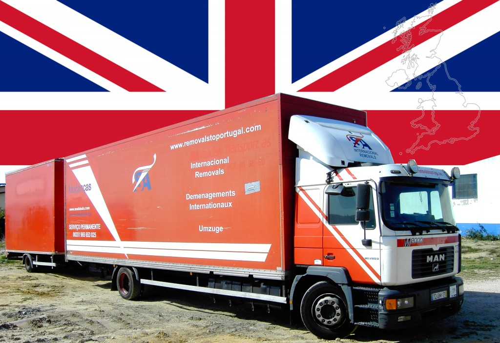 International Removals, Transportation Change, UK, Regular Removals, Regular Removals to Portugal, Regular Removals to England, United kingdom, removals portugal, international removals Portugal, international removals